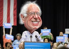 Bernie Sanders Soars In Iowa, New Hampshire