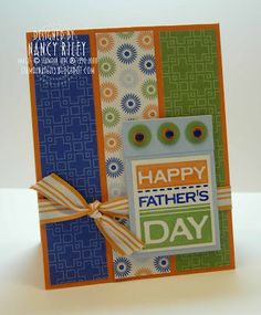 cheery Father's Day card