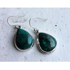 Sterling Silver Turquoise Earring Gemstone Earring Turquoise Earring Wholesale Sterling Silver Jewelry () by SilverJoolz