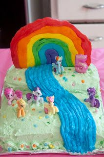 Bria's My Little Pony Party