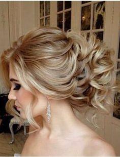 Peinado, Updo Hairstyle