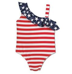 Stars & Stripes Swimsuit!