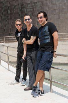 Depeche Mode - Guggenheim (Bilbao)