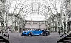 A Bugatti apresentou recentemente o novo modelo Chiron da marca icônica de automóveis em Nova Iorque. O lugar do lançamento, a renomada casa de leilões Christie, não poderia ser mais apropriado, já que o veículo está sendo considerado por muitos especialistas como uma verdadeira obra de arte sobre rodas. Um dos lemas de Etttore Bugatti, …