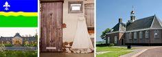 Jullie zoeken een trouwlocatie in Flevoland die op jullie lijf geschreven is. Wij hebben de mooiste trouwlocaties in Flevoland voor je op een rijtje gezet.