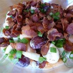 Cantaloupe Salad Allrecipes.com