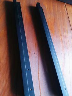 セリアのある物でアイアンカゴがスライド式収納に! | 1151150141さんの毎日がDIYライフ