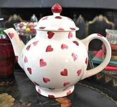 valentine teapot | Tea pots, Emma bridgewater and Branches on Pinterest