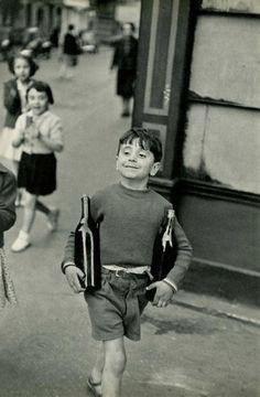 Henri Cartier-Bresson - photograv Originales de época -