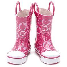 #Gumiaki idealne #dla_dziewczynki Róż/pink, Cayole