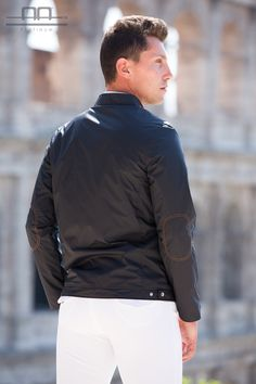 AA Platinum Collection S/S16: Otto Waterproof Jacket | Sidney Mens Breeches