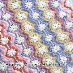 Daisy Chain blanket