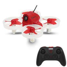 Eachine M80S with 3 Flight Mode 8520 Motor 5.8G 600TVL Camera Micro FPV Racer Drone Quadcopter RTF