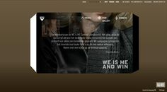 We is me and win | Sequential media
