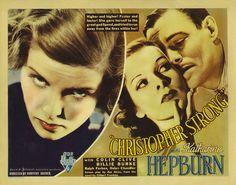 Katharine Hepburn /Lady Cynthia Darrington -Christopher Strong 1933 ..