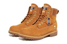 """Stussy x Timberland 2013 Fall/Winter 6"""" Boot Preview"""