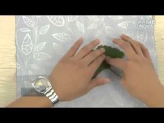 如何DIY實用樹葉拓印畫