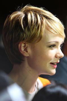 Carey Mulligan - she is wonderful