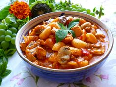 Chana Masala, Pork, Food And Drink, Ethnic Recipes, Sweet, Grill, Diet, Kale Stir Fry, Candy