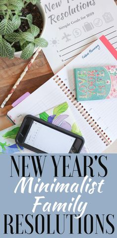 New Year's Resolution ideas - Tips and Tricks