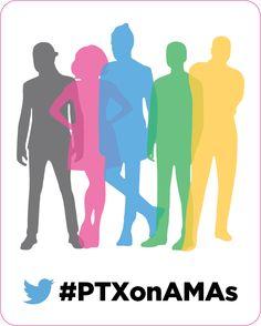 #ptxonamas hashtag on Twitter