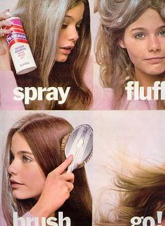 Psst! Dry Shampoo...I used this when I was in the hospital when I was 11....it was gross...lol....