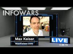 Alex Jones Show: Tuesday (4-28-15) Max Keiser | Politics