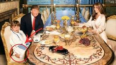 As Americans try to come to terms that Donald Trump is the new U. president, let's have a quick tour inside the Donald Trump's House! American President Trump, American Presidents, Trump Tower, Luxury Dining Chair, Dining Chairs, Room Chairs, Dining Rooms, Central Park, Torre Trump