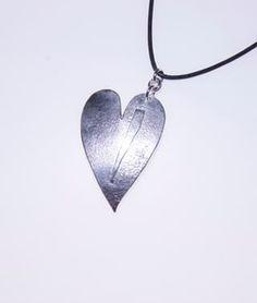 Håp-S-1070 Hjertesmykke i Sterling sølv.