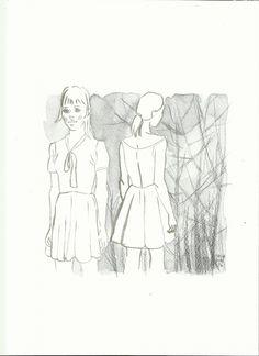 ( Watercolor Print  XV )    17x23 cm     20€