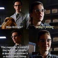Edward and Kristen :) #Gotham Gothamtv2014