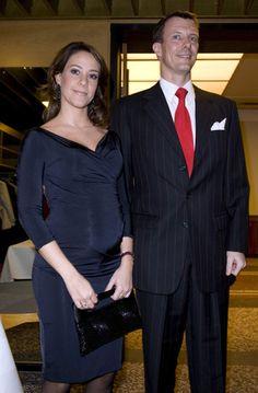 princesse marie et prince joachim