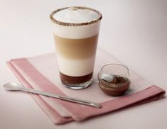 Nuss-Nougat-Creme Coco Latte Macchiato Rezept