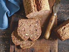 Alnatura Rezept: Buchweizen-Chia-Brot