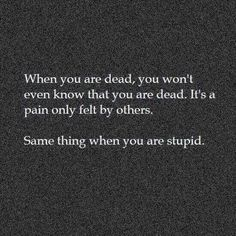 Hmmm stupid people need to keep their stupid to themselves!