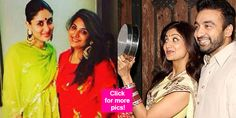 Here's how Aishwarya Rai Bachchan, Shilpa Shetty, Kareena Kapoor Khan celebrated Karva Chauth in the past- view pics! #KarvaChauth