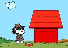 Snoopy P.I. - Where's the Blanket, Charlie Brown?