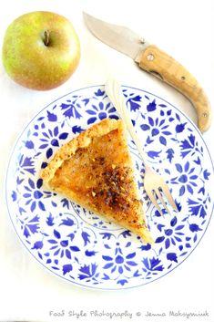 [On déguste] Tarte aux pommes acidulées  - Le bistro de jenna @BistroJenna