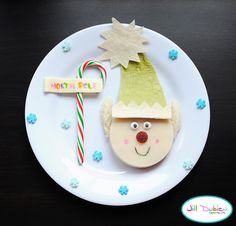 Trendy Holiday Crafts For Toddlers North Faces Ideas Toddler Meals, Toddler Crafts, Kids Meals, Bento Box Lunch For Kids, Lunch Ideas, Lunch Box, North Pole Breakfast, Food Art For Kids, Fruit Roll Ups