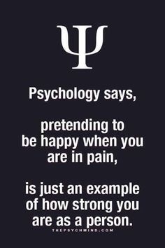 Exactly !! Pain is the only thing that tells us that we are alive!!!!