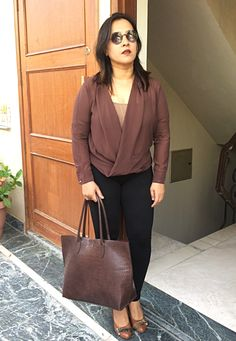 Chocolate is my answer! Who cares what the question is ? 😊Weekend vibes already #chocolate #weekend #brown  #fashionblog #fashionblogger #streetstyle #wiw #whatiwore #lookoftheday #todayslook #ootd #fblogger #liketkit #personalstyle #inspiration #instafashion #instastyle #styleblogger #mumbai #bangalore #pune #delhiblogger #bloggerstyle #bloggerdiaries #weekendvibes #photooftheday