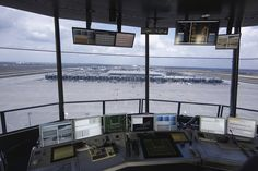 Control Tower Inaugurated At New Berlin Airport