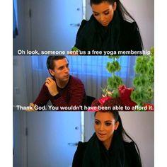 Hahah.. Love Scott quotes