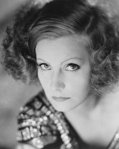 Switched at birth: This picture of Greta Garbo and the pencil art drawing signed by a woman with the same name as one of her doubles....