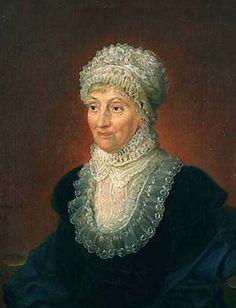 Caroline Herschel (1750-1848) Astrónoma que descubrió el primer cometa en la historia de la ciencia http://www.mujeresenlahistoria.com/2011/11/los-ocho-cometas-de-la-soprano-caroline.html