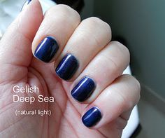 I'm ordering this one!  Love gelish nail color!