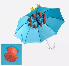 Underumbrella by Dominic Wilcox
