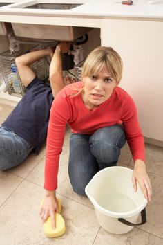 Don't tackle a flooded kitchen on your own. Water may be soaked into your tiles. It takes state of the art equipment for a proper restoration. Your home owner's insurance may cover the full cost. #USARestoration  www.usarestoration.com Free Consultation Call (800) 805-0541