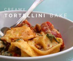 Creamy Tortellini Ba