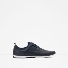 ZARA - MAN - SPORTY BLUCHERS